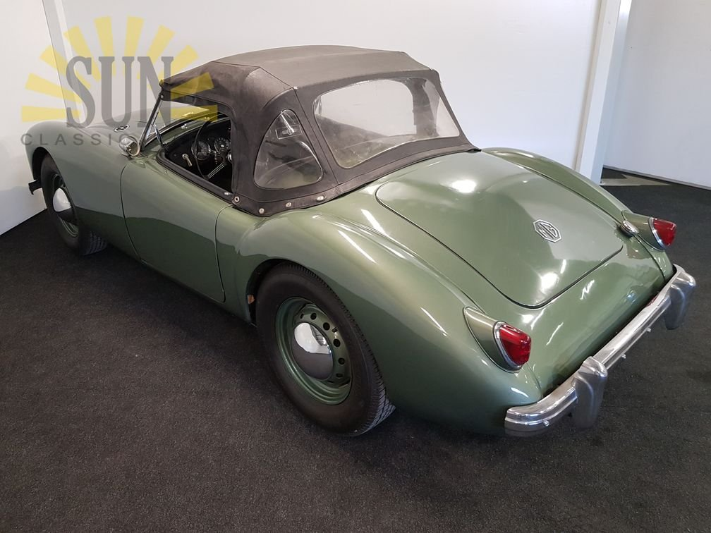 MGA 1959 in reasonably good condition For Sale (picture 6 of 6)