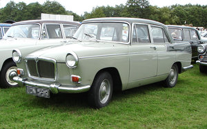 1963 WANTED MG MAGNETTE FARINA