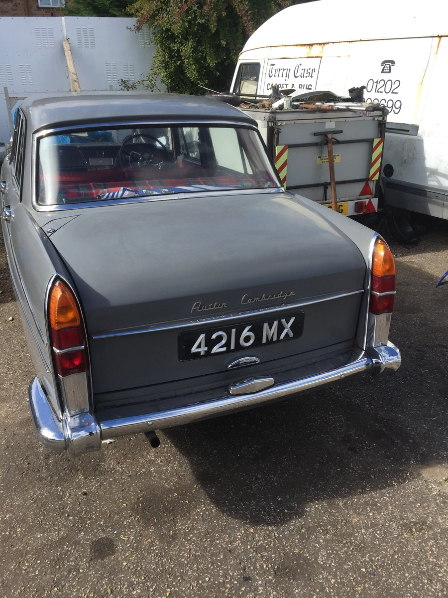 1963 WANTED MG MAGNETTE FARINA Wanted (picture 2 of 3)