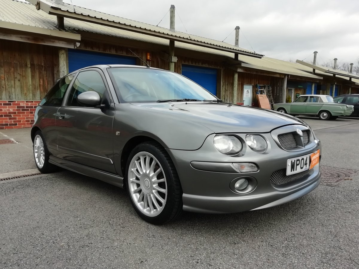 2004 MG ZR+ 2.0 TD 115 (Turbo Diesel) + Long MOT + Lovely History For Sale (picture 1 of 6)