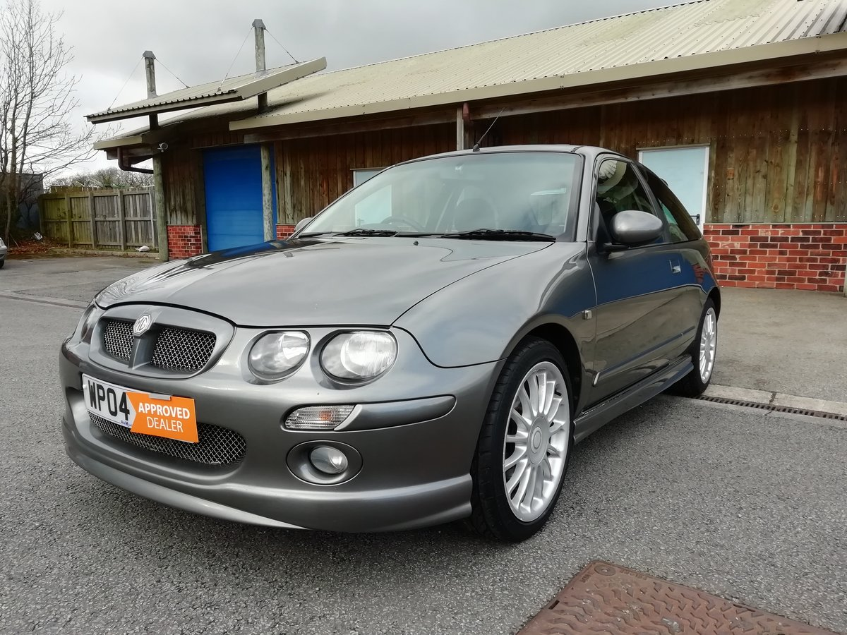 2004 MG ZR+ 2.0 TD 115 (Turbo Diesel) + Long MOT + Lovely History For Sale (picture 2 of 6)