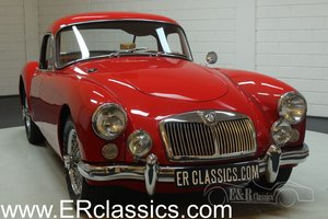 MGA 1600 Coupe 1961 in very good condition For Sale