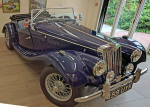 1954 Recently fully restored TF  For Sale