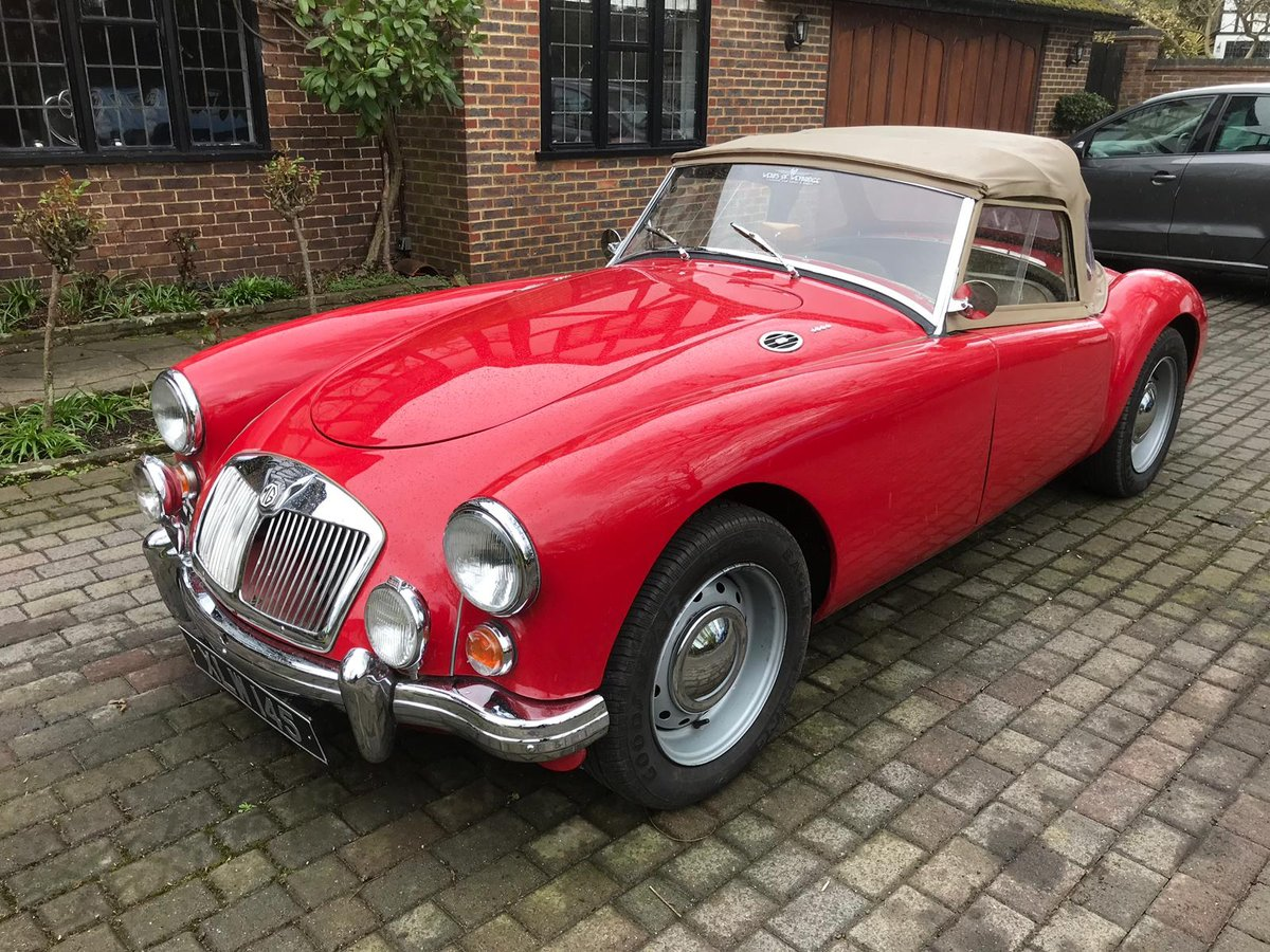 MGA Twin Cam Roadster (1959) For Sale (picture 1 of 6)