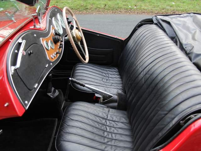 1952 MG TD - Delightfully Presented, 5 Speed Gearbox For Sale (picture 5 of 6)