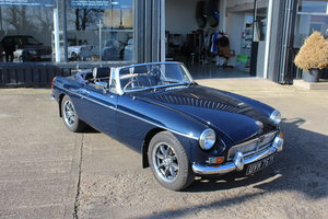 1972 MGB Roadster,Great History,Lot of Work Carried Out For Sale