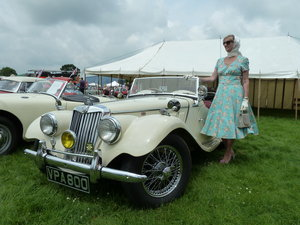 MG TF 1954, 1250cc