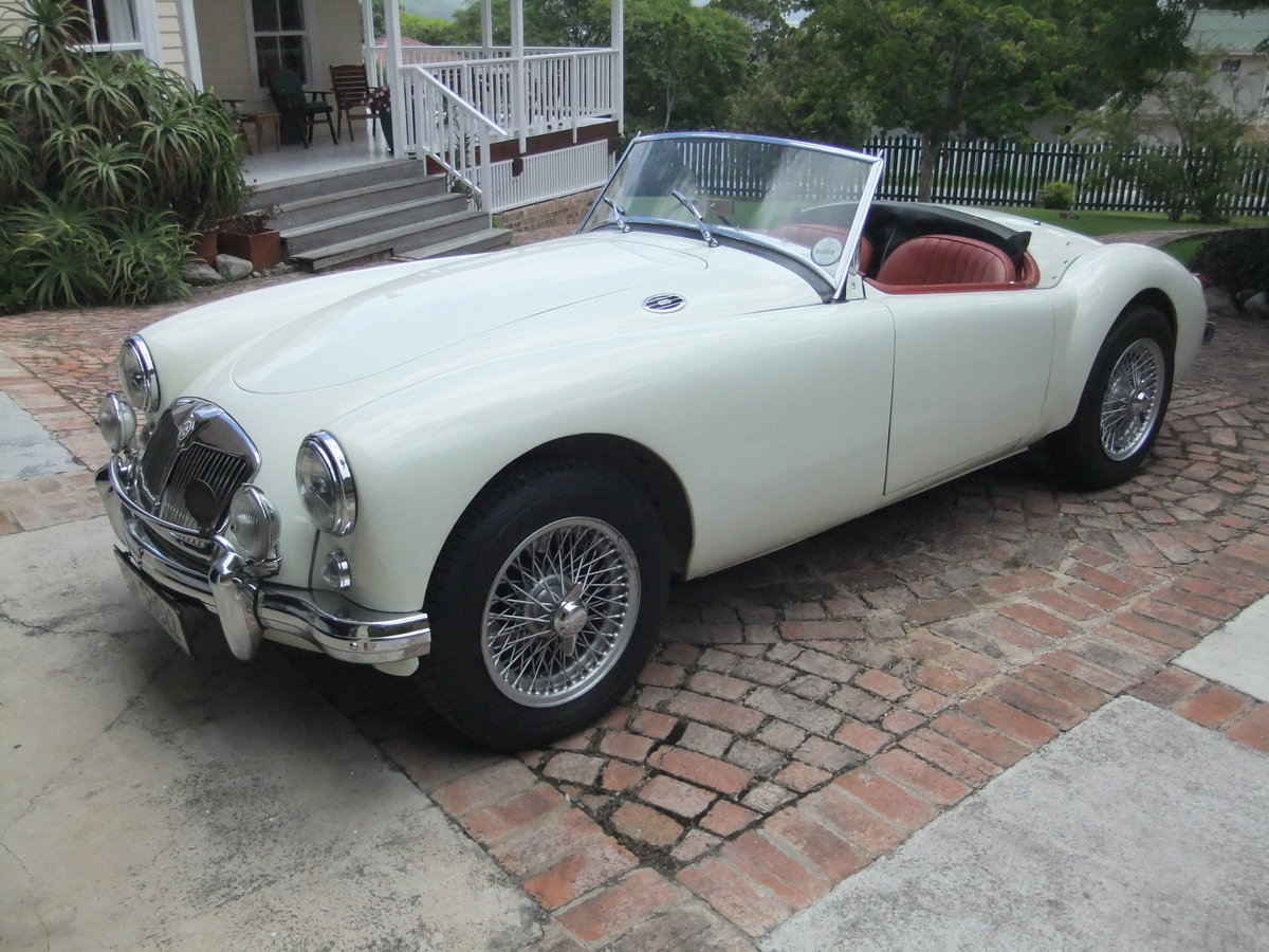 1956 MGA ROADSTER - RHD & Matching No's. RESTORED For Sale (picture 2 of 6)