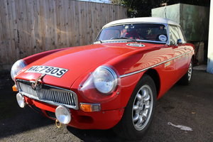 1978 MGB roadster with upgrades For Sale