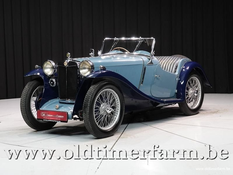 1935 MG PA Midget '35 For Sale (picture 1 of 6)