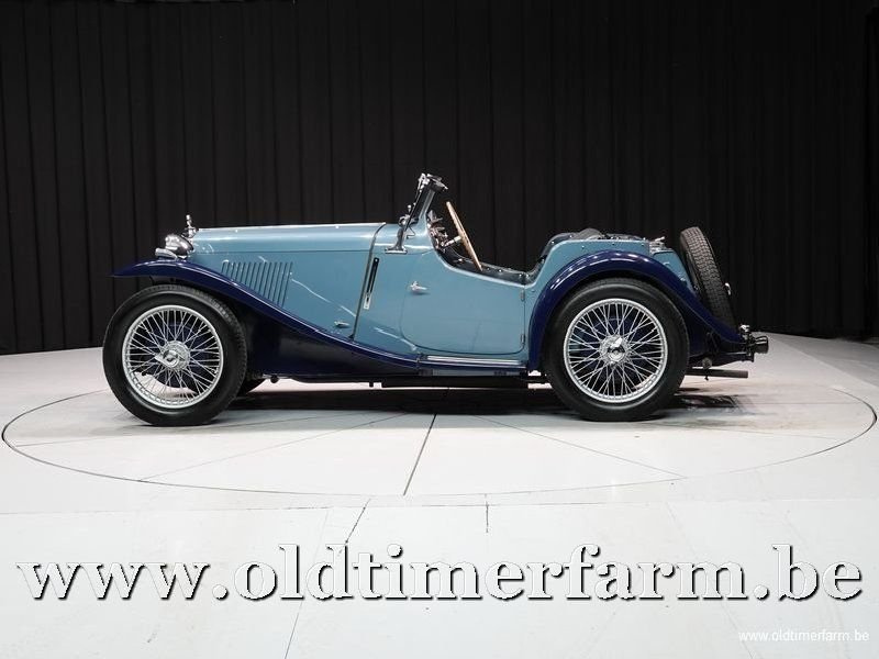 1935 MG PA Midget '35 For Sale (picture 3 of 6)