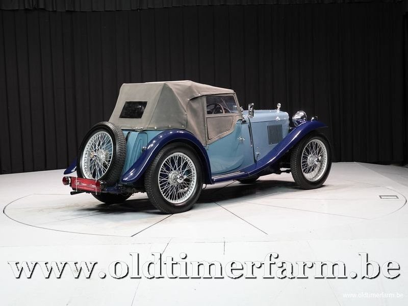 1935 MG PA Midget '35 For Sale (picture 6 of 6)