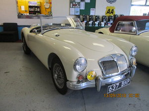Original 1960 MGA - Famous History For Sale