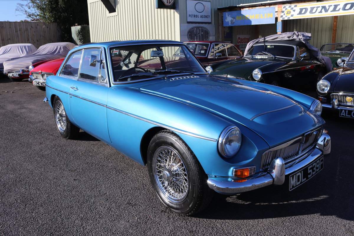 LARGEST SELECTION OF V8 GT/roadster/RV8/MGC IN THE UK.. For Sale (picture 1 of 6)