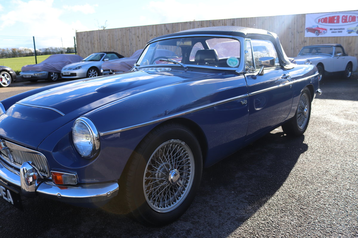 LARGEST SELECTION OF V8 GT/roadster/RV8/MGC IN THE UK.. For Sale (picture 5 of 6)