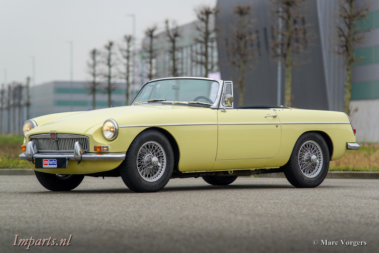 Excellent MGB Roadster Mk1 1967 LHD For Sale (picture 1 of 6)
