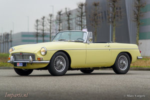 Excellent MGB Roadster Mk1 1967 LHD For Sale