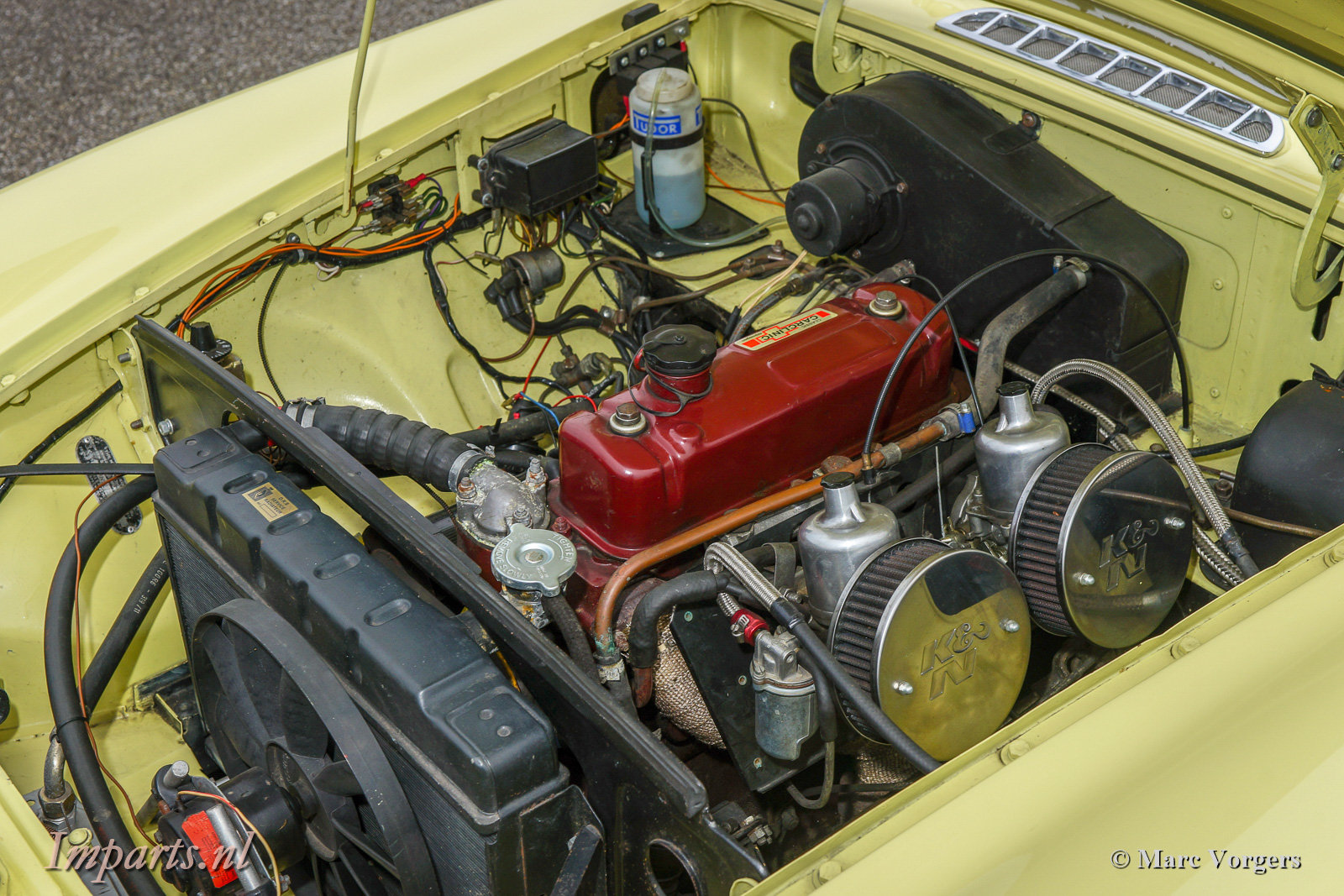 Excellent MGB Roadster Mk1 1967 LHD For Sale (picture 3 of 6)
