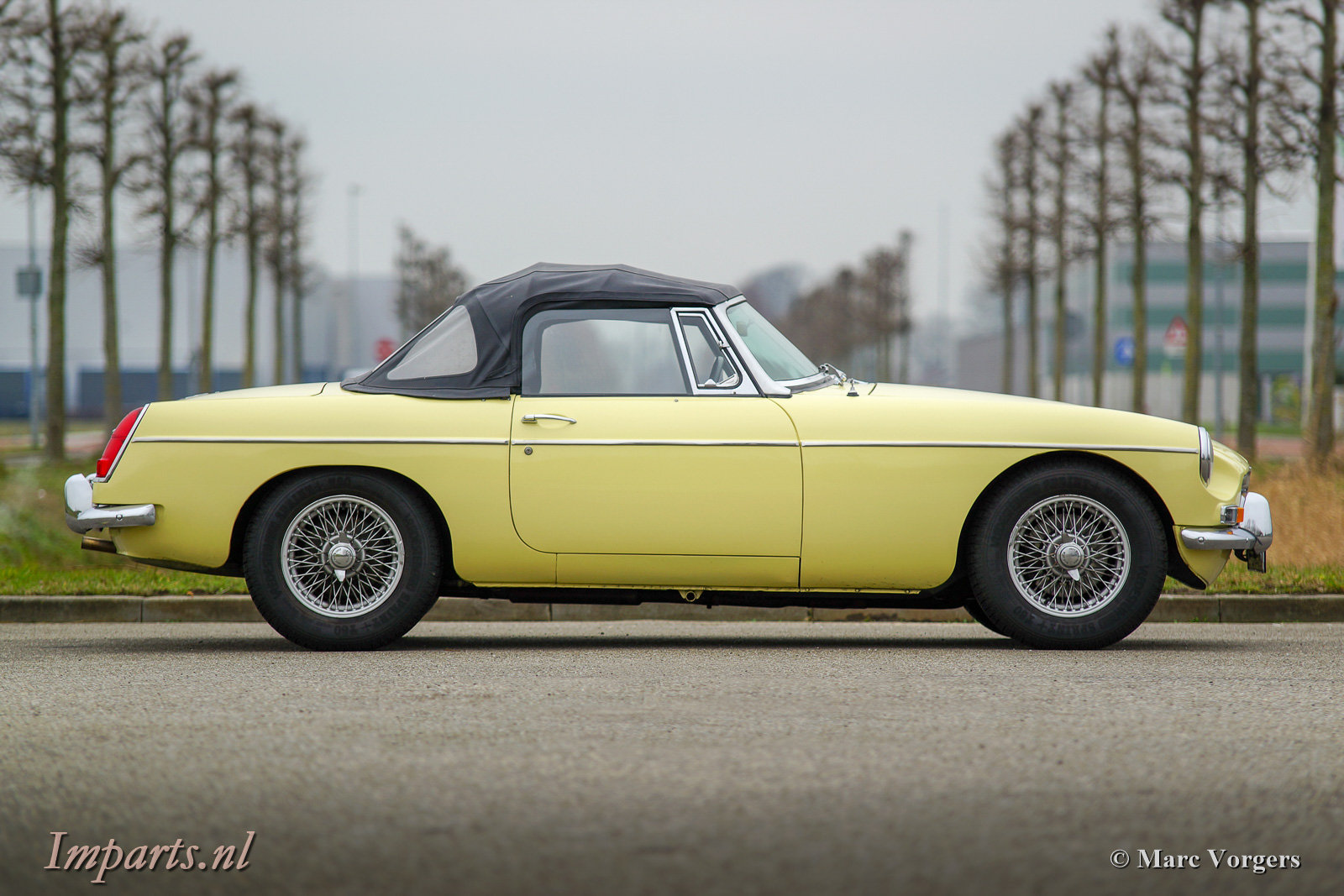Excellent MGB Roadster Mk1 1967 LHD For Sale (picture 5 of 6)