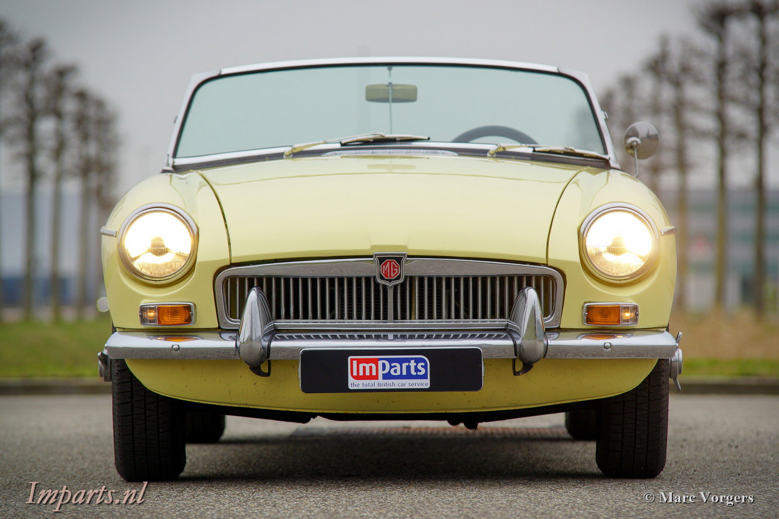 Excellent MGB Roadster Mk1 1967 LHD For Sale (picture 6 of 6)