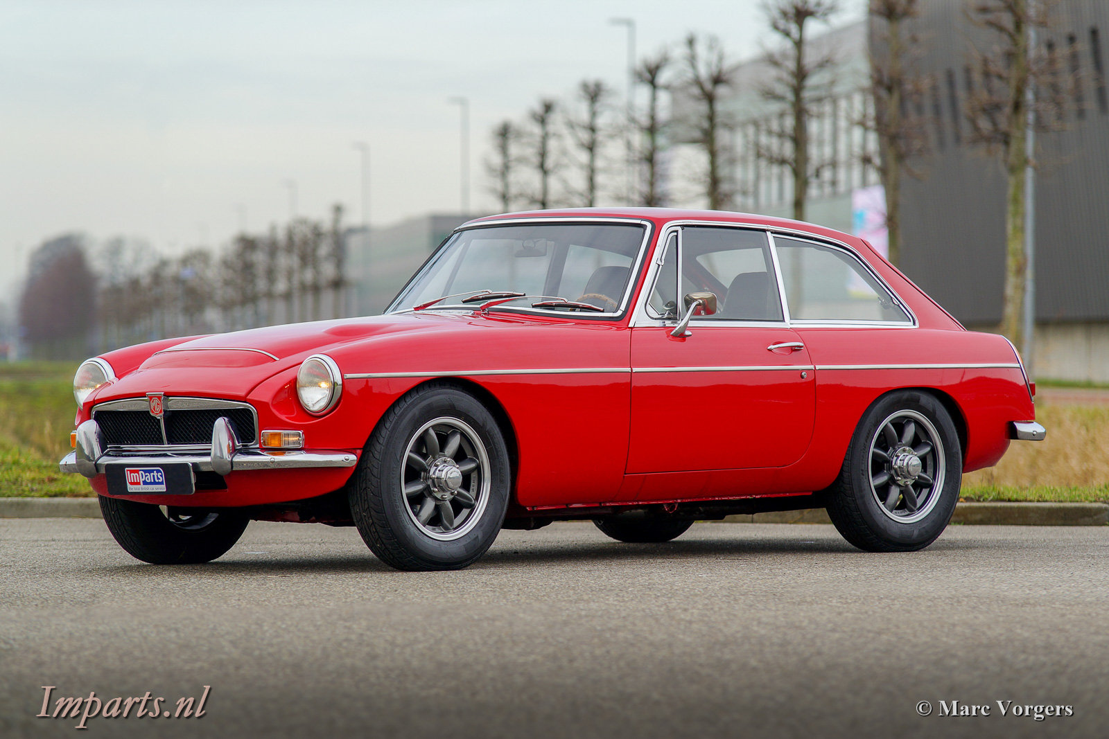 1969 Excellent MGC GT Overdrive LHD For Sale (picture 1 of 6)