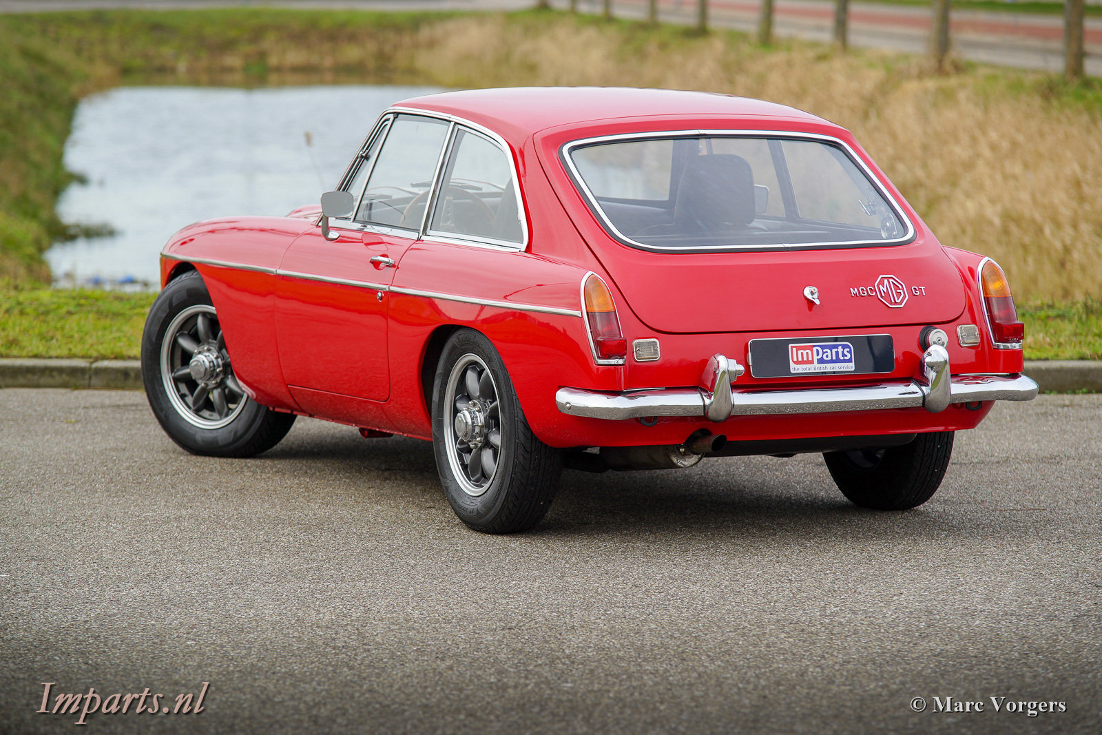 1969 Excellent MGC GT Overdrive LHD For Sale (picture 5 of 6)