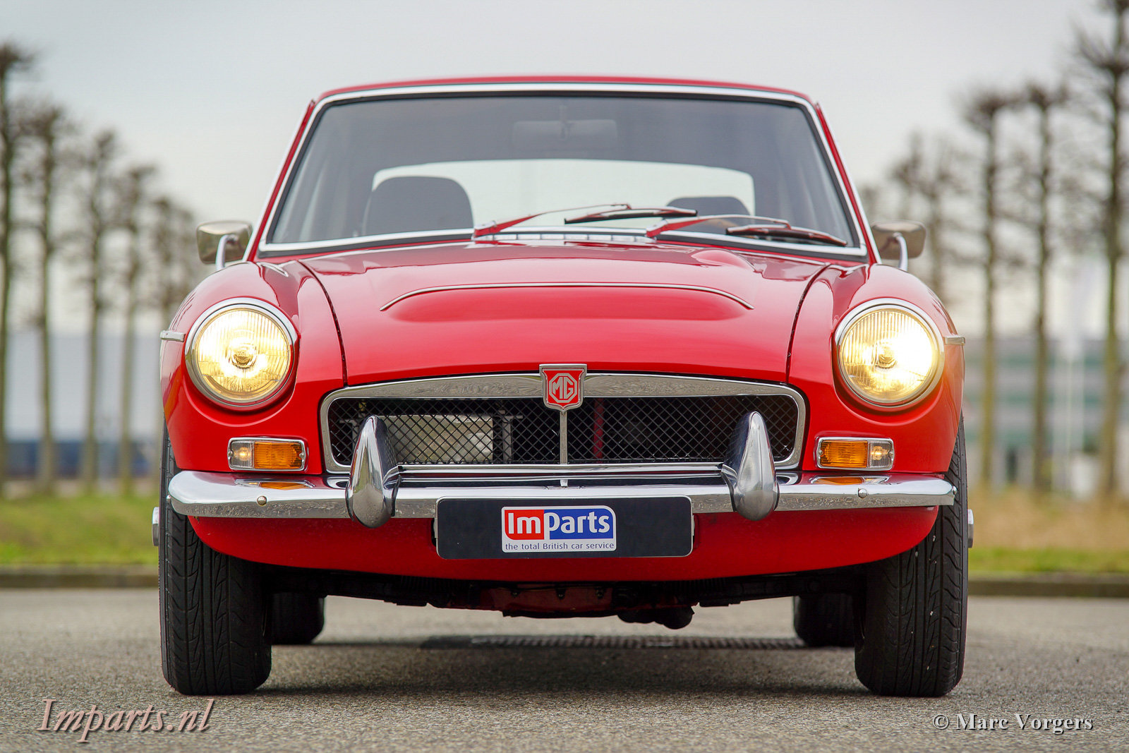 1969 Excellent MGC GT Overdrive LHD For Sale (picture 6 of 6)
