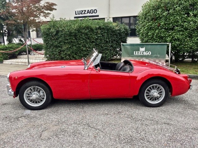 1960 MG A 1600 SPIDER MKI MG CERTIFICATE For Sale (picture 2 of 6)