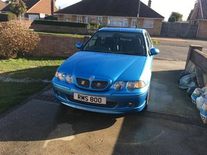 2003 ZS 180 monogram 16000 sold deposit taken For Sale