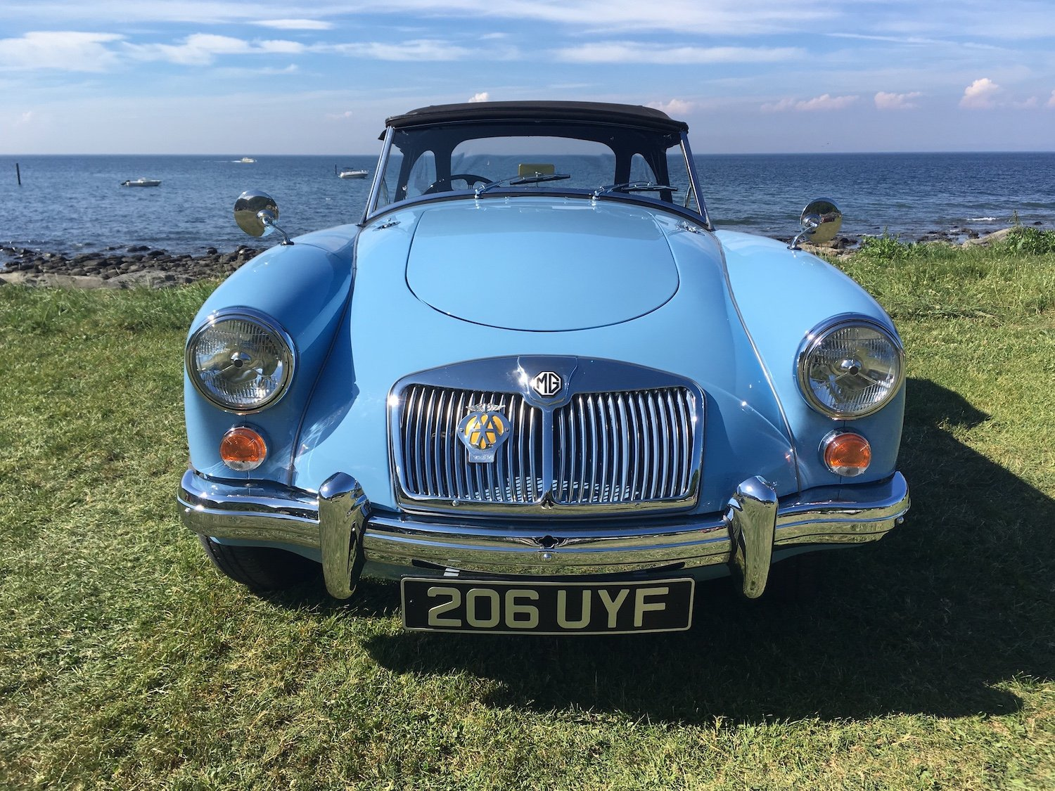 1960 MGA MK1 1600 Roadster - Superb Example SOLD (picture 4 of 6)