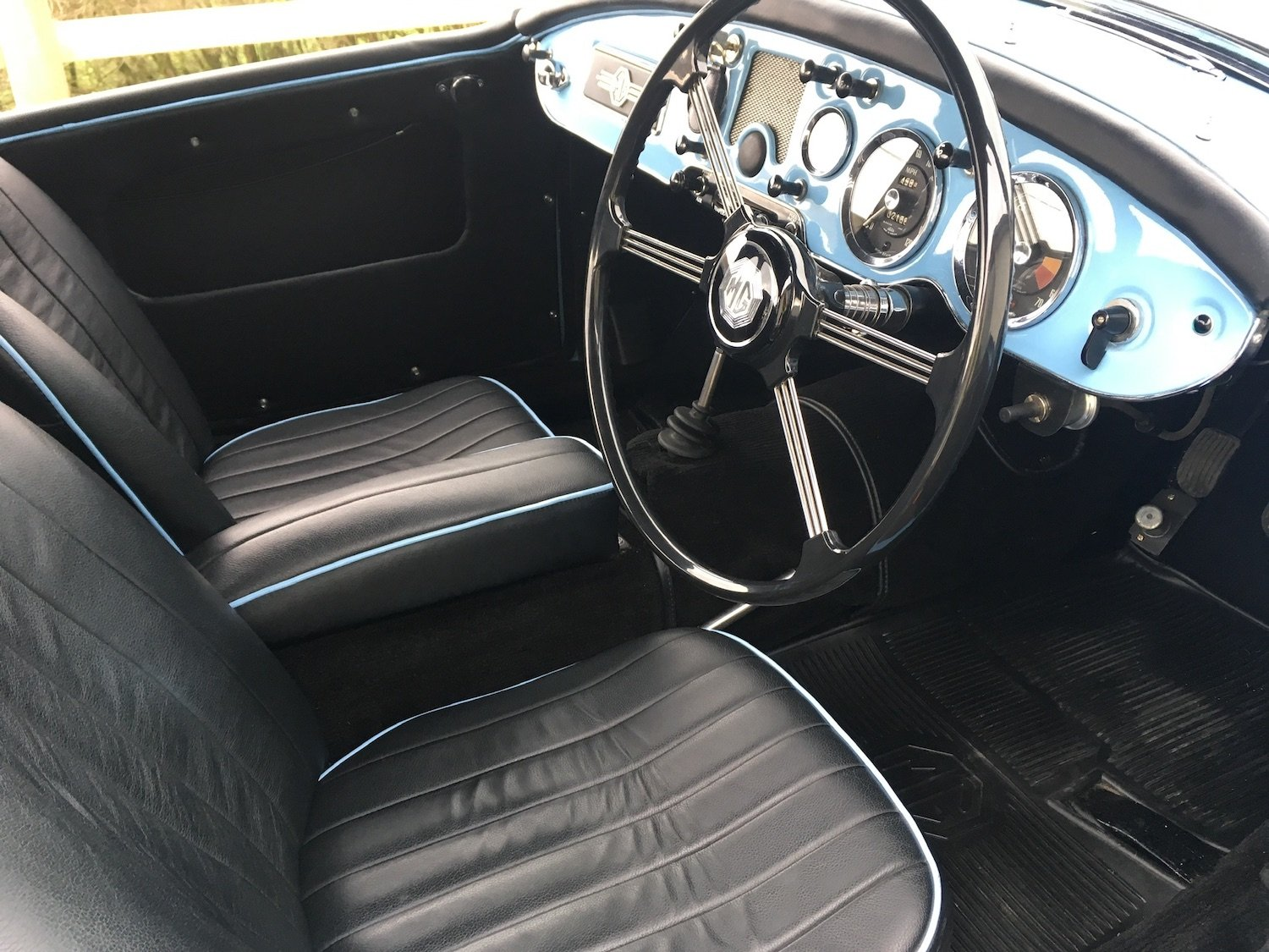 1960 MGA MK1 1600 Roadster - Superb Example SOLD (picture 6 of 6)