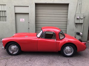 ***1959 MGA 1500 Coupe For Sale