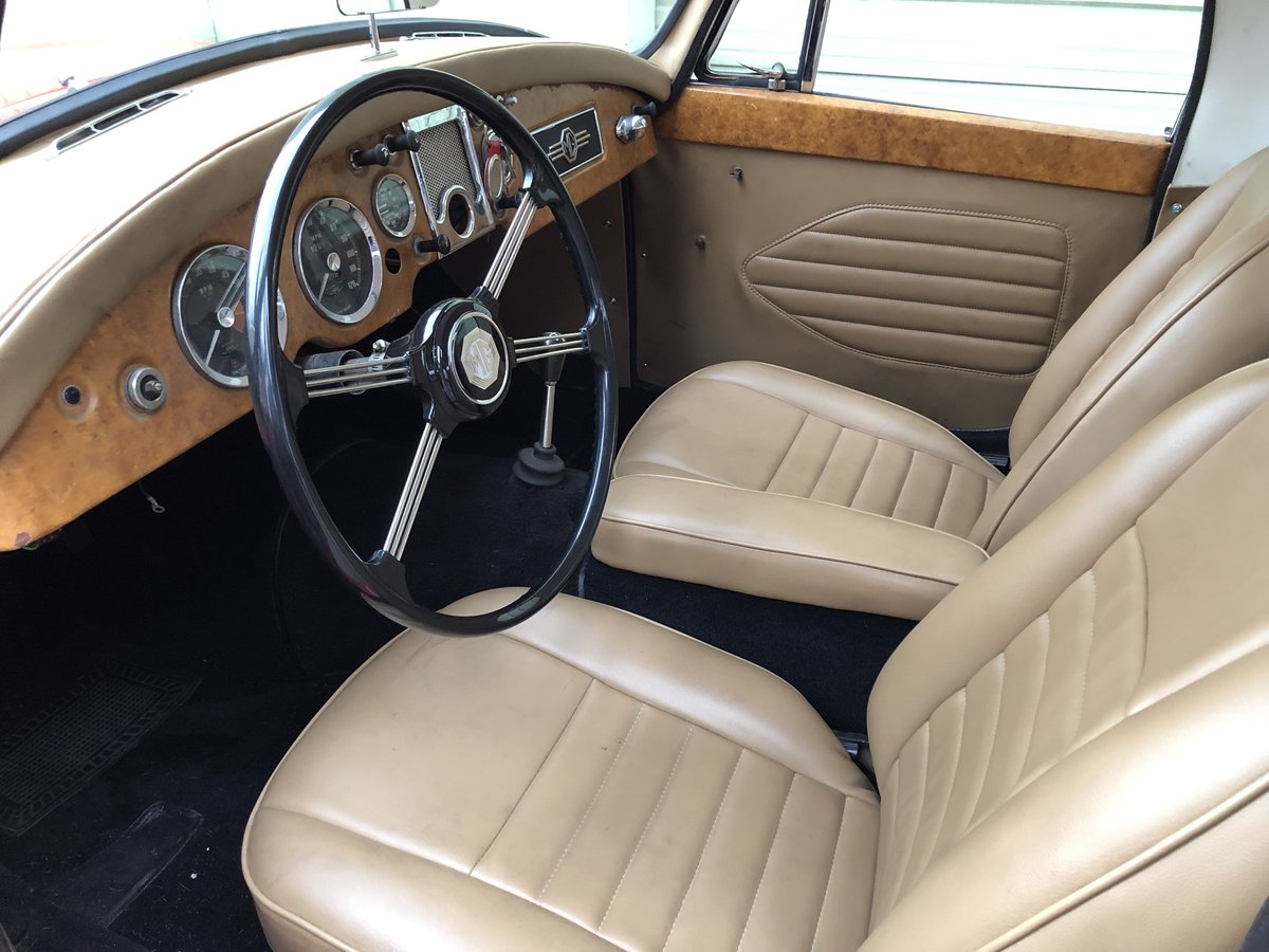 ***1959 MGA 1500 Coupe For Sale (picture 5 of 6)