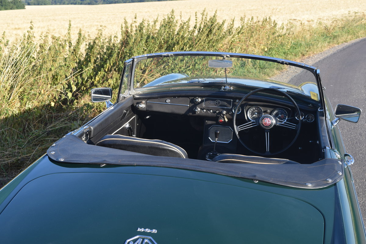 MGB Roadster 1967 Mk1 For Sale (picture 3 of 6)