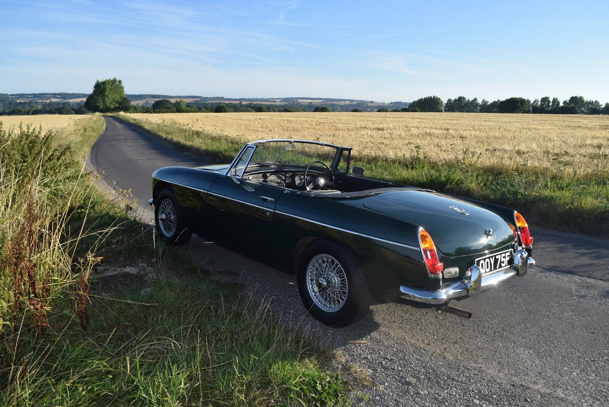 MGB Roadster 1967 Mk1 For Sale (picture 5 of 6)