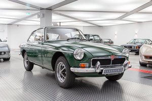 1975 MG B GT  For Sale