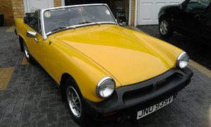 1980 Immaculate midget for sale always garaged For Sale