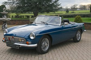 1973/L MGB 1.8 ROADSTER MANUAL WITH OVERDRIVE For Sale