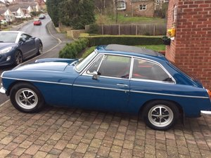 "1971 MGB GT with overdrive - ""NEW PRICE"" For Sale"