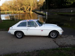 1971 1972 MGB GT For Sale