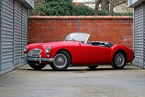 1958 - MG A 1500 Roadster For Sale by Auction