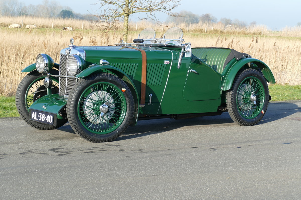 MG J2 1932 SOLD (picture 2 of 6)