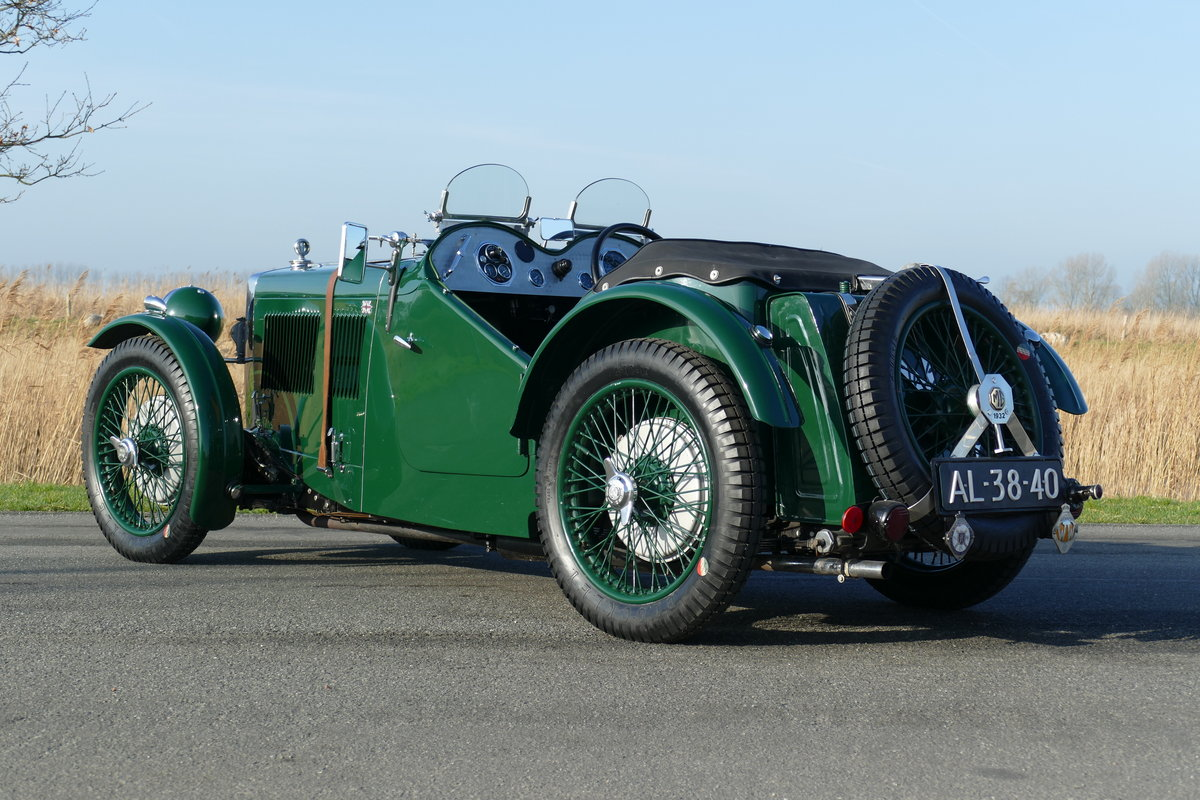 MG J2 1932 SOLD (picture 4 of 6)