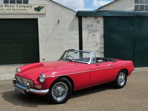 Picture of 1966 MGB roadster Mk1, Sold SOLD