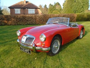 1959 MGA 1600 Roadster SOLD