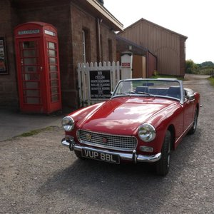 1972 MG MIDGET, Round Wheel Arch, 1275cc Excellent For Sale