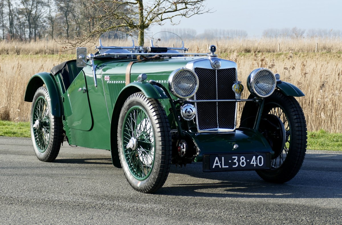 MG J2 1932 SOLD (picture 3 of 6)