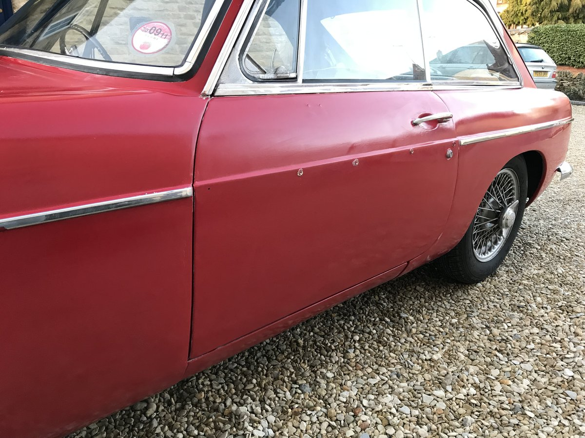 1967 MK I MGB GT SOLD (picture 5 of 6)