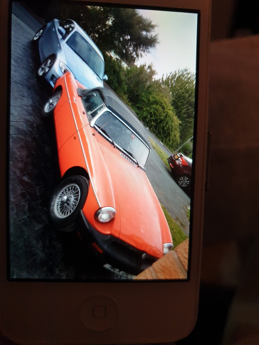 1978 Mg  SOLD (picture 1 of 1)