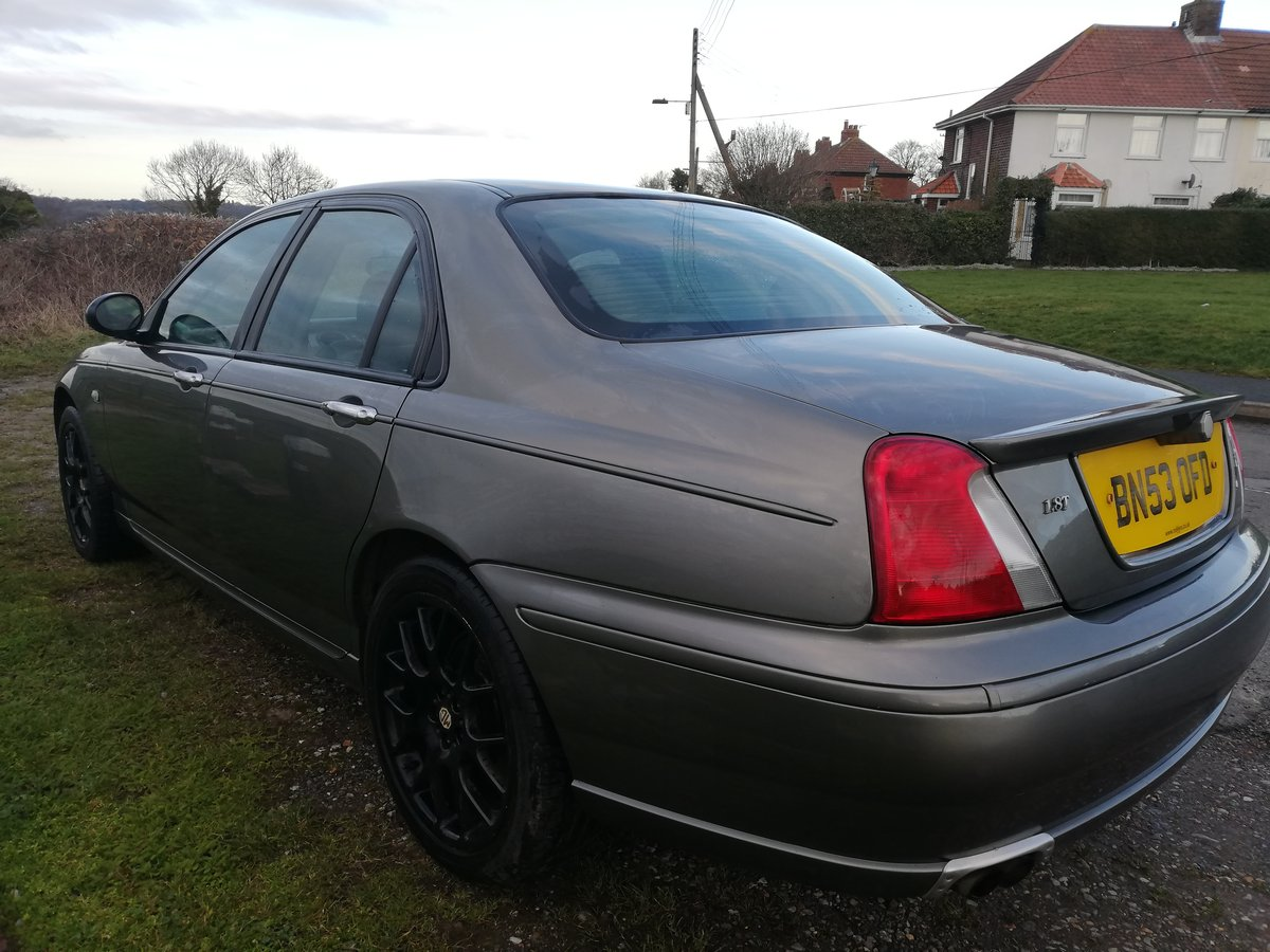 2003 Low Mileage MG ZT-T 1.8 For Sale (picture 2 of 6)